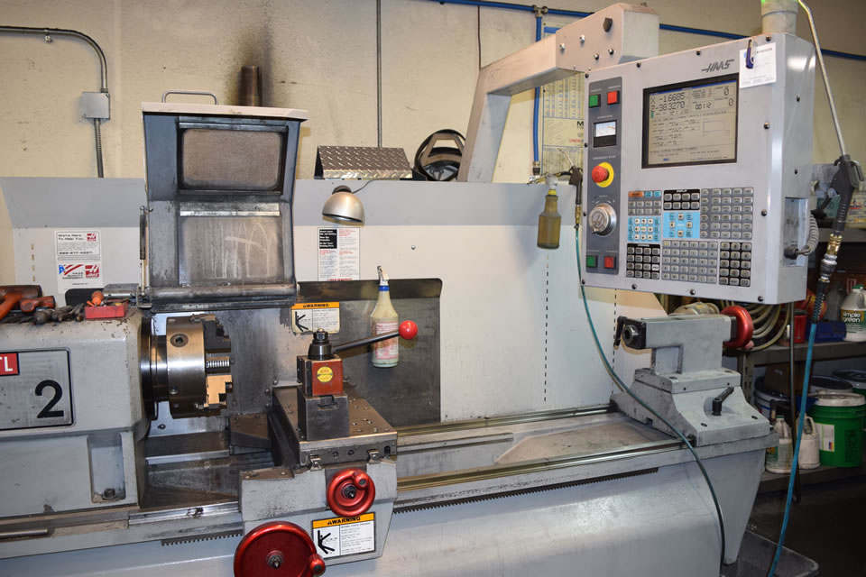 Lathe Equipment